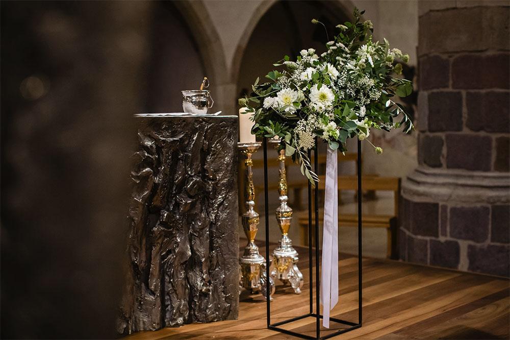 S+F matrimonio chiesa dei Domenicani a Bolzano