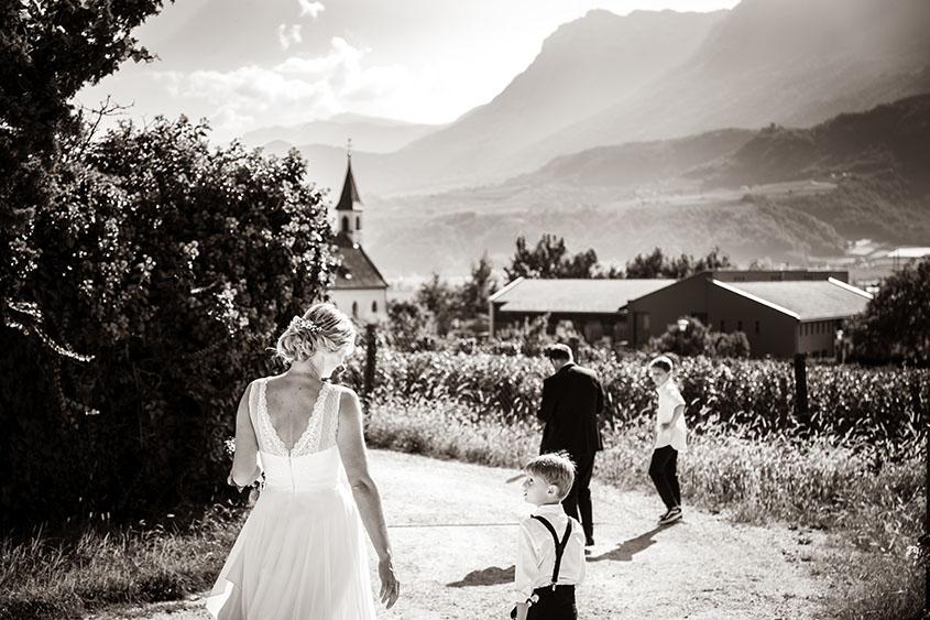 D+J Sposarsi in Alto Adige - mazzo da sposa