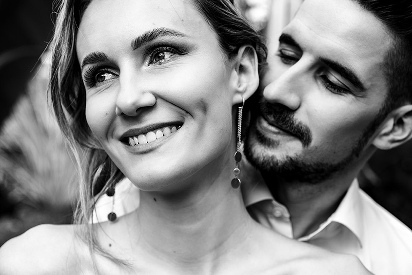 matrimonio bianco avorio e oro