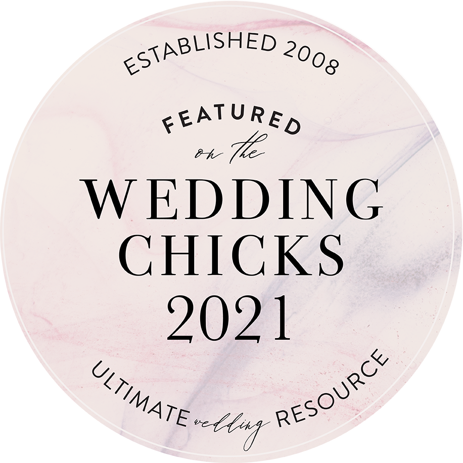 Badge wedding chicks 2021