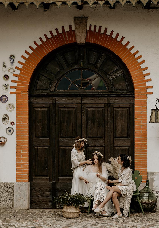 Matrimonio Vintage in Trentino