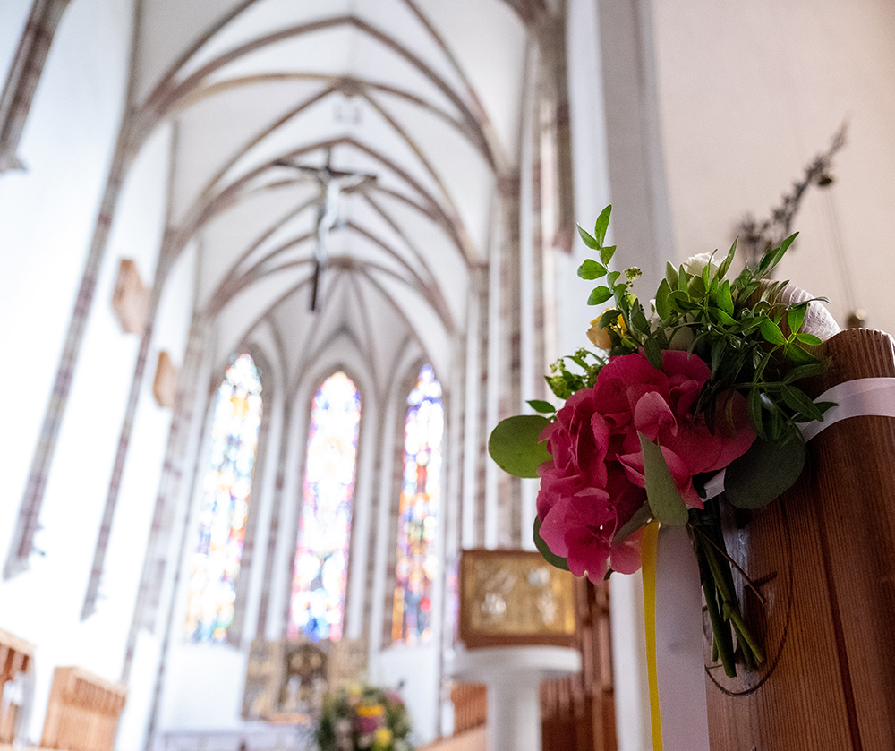 Chiesa dei Francescani a Bolzano