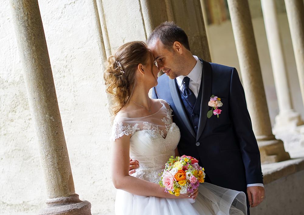 Matrimonio a Bolzano chiosco dei Francescani