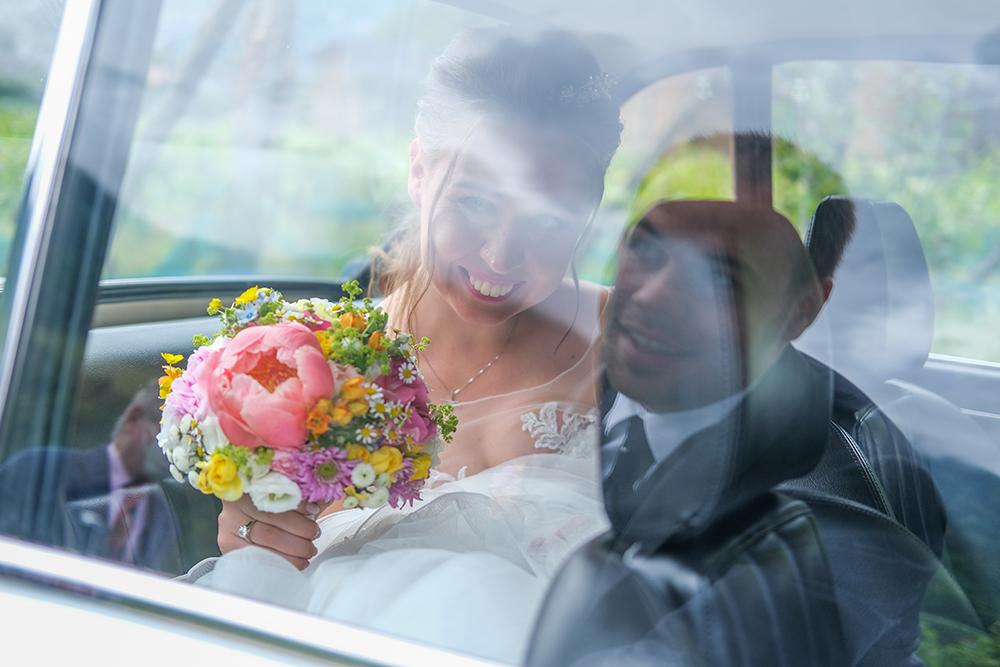 Mazzo da sposa Alto Adige
